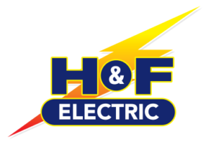 H&F Electric Logo Footer